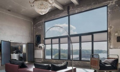 Berlin Penthouse by Klemens Renner