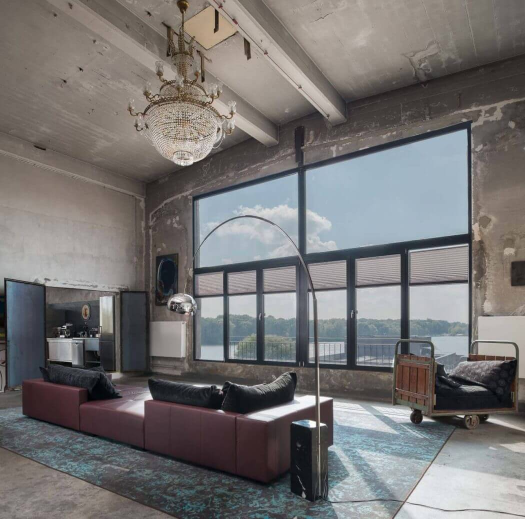 Berlin Penthouse By Klemens Renner Archiscene Your