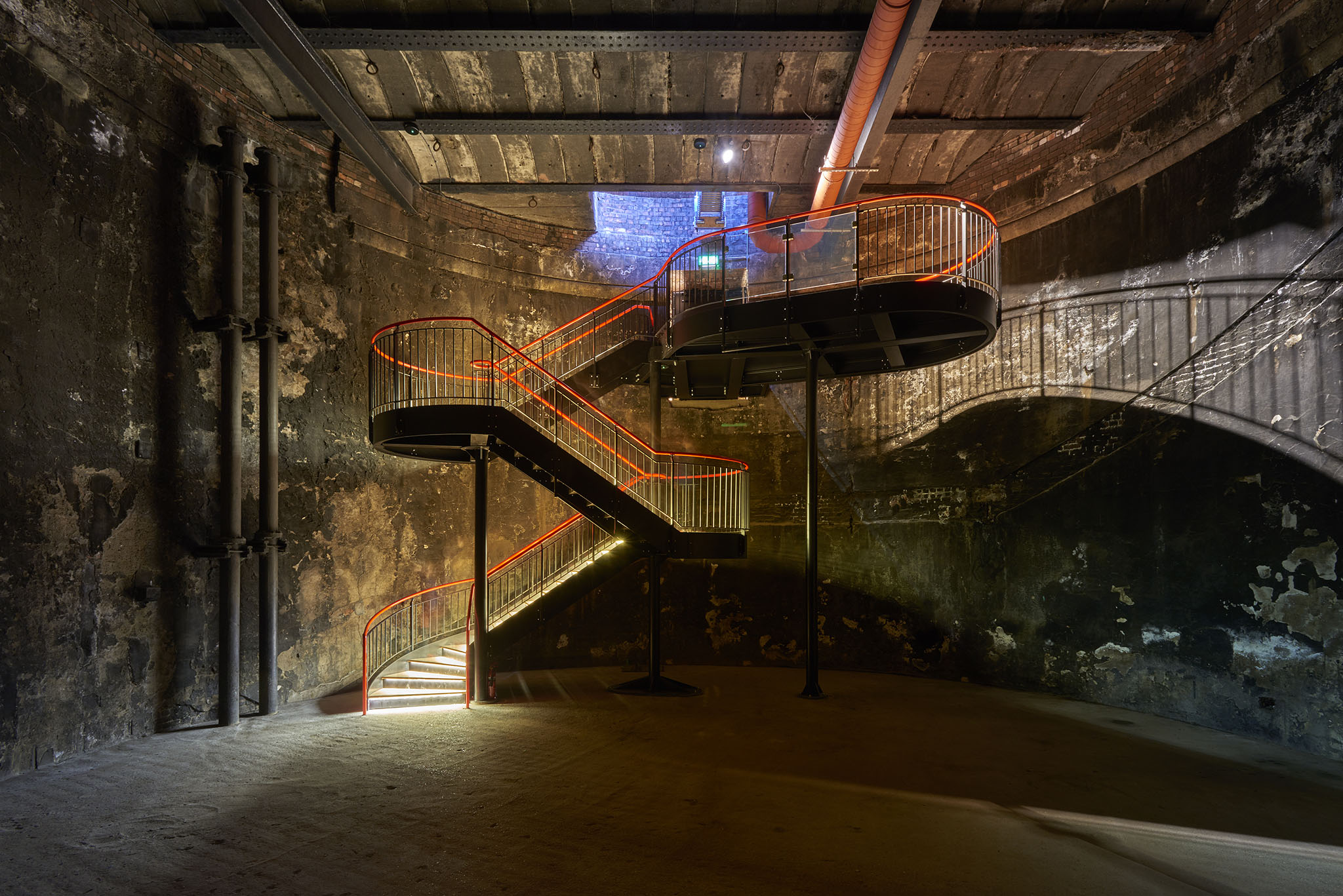 Brunel Museum\'s Shaft by Tate Harmer - Archiscene - Your Daily ...