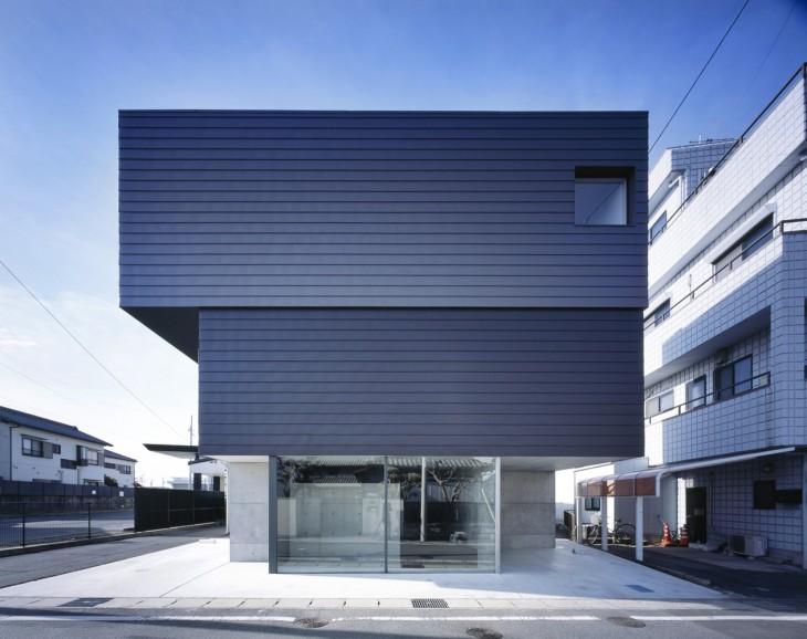 Gaze House by APOLLO Architects & Associates