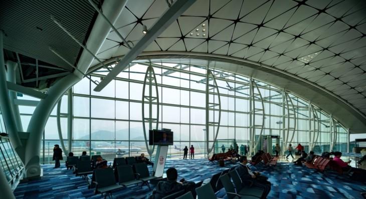 Hong Kong International Airport Midfield Concourse (3)