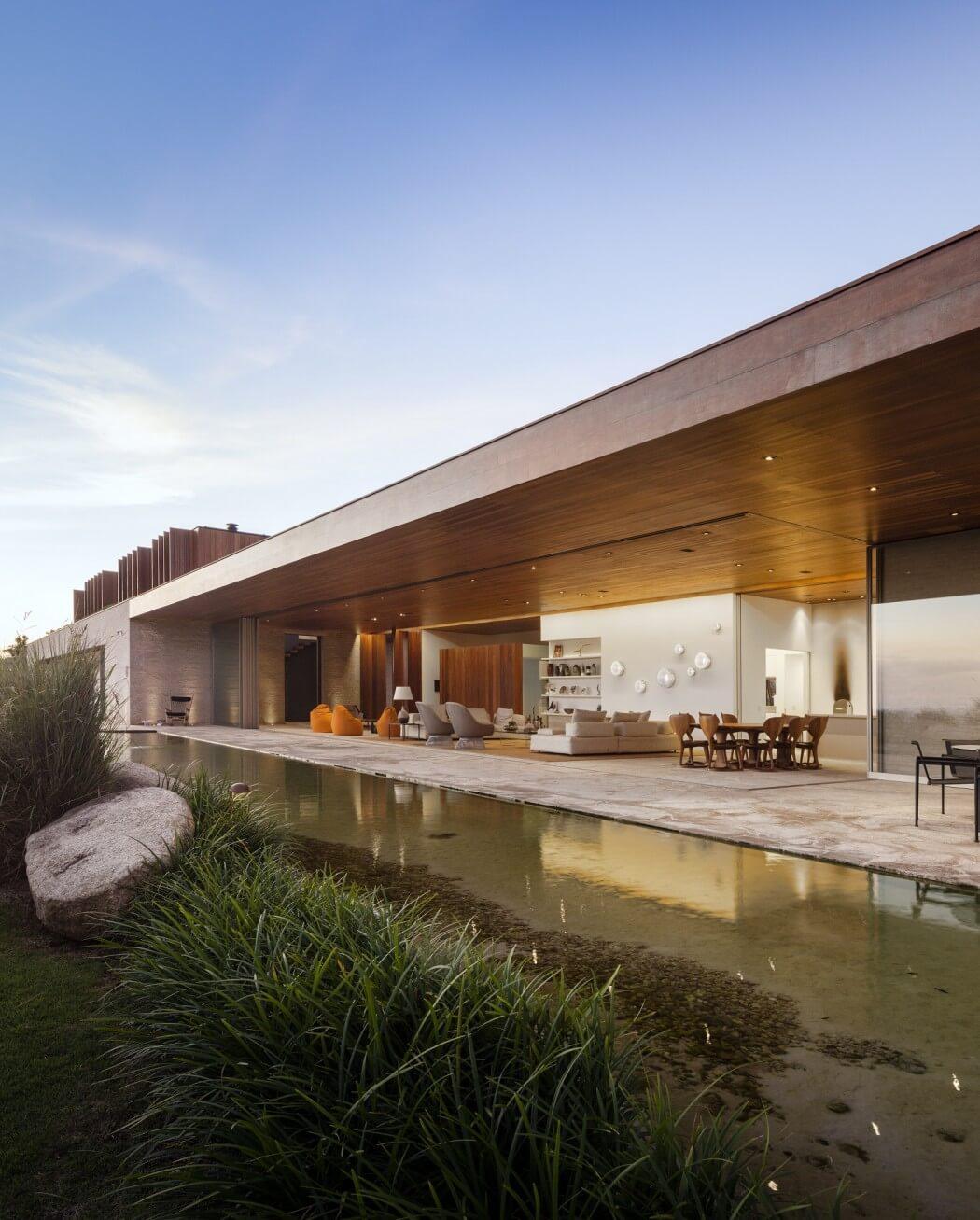 Ms house by studio arthur casas archiscene your daily for Casa modern