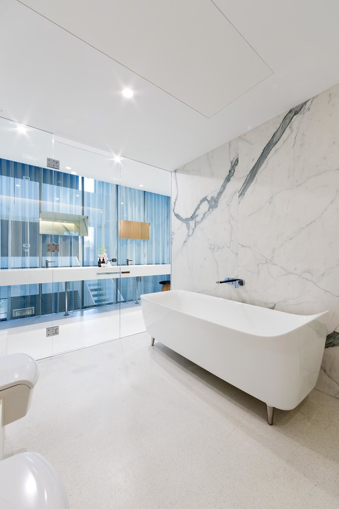St Kilda House By Matt Gibson Architects Archiscene