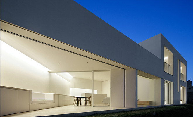 Vacation home in okinawa by john pawson archiscene for Design hotel okinawa