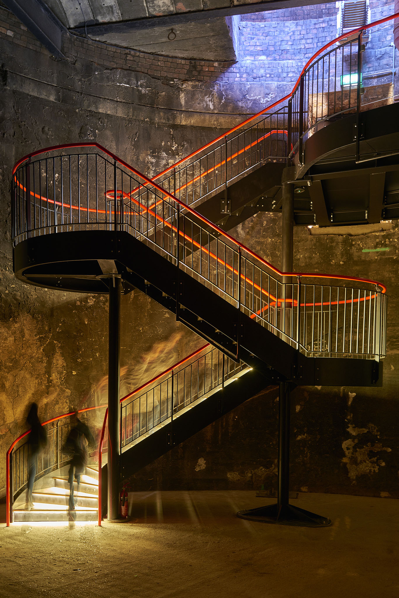 Brunel Museum S Shaft By Tate Harmer Archiscene Your