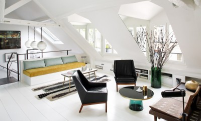 Apartment in Paris By Maison Sarah Lavoine
