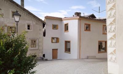 Chesa Gabriel by Corinna Menn Architekten