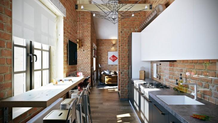 Loft Apartment (2)