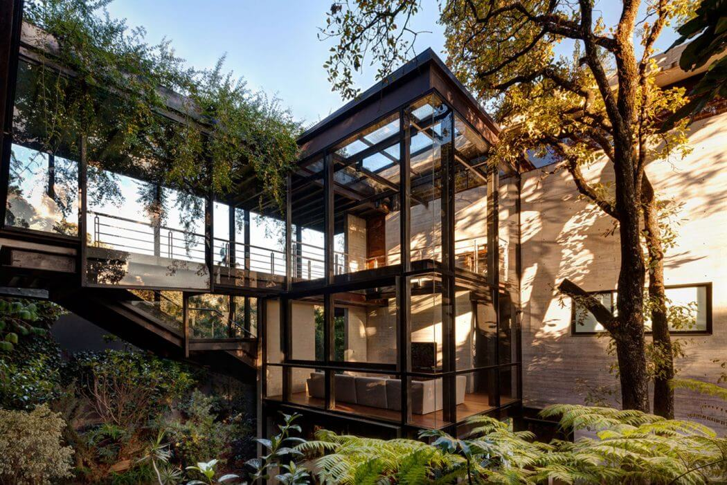 Mexico City Residence By Grupoarquitectura Archiscene