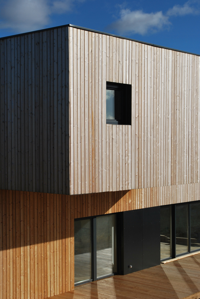 Passive House by Rouby Hemmerlé Architectes