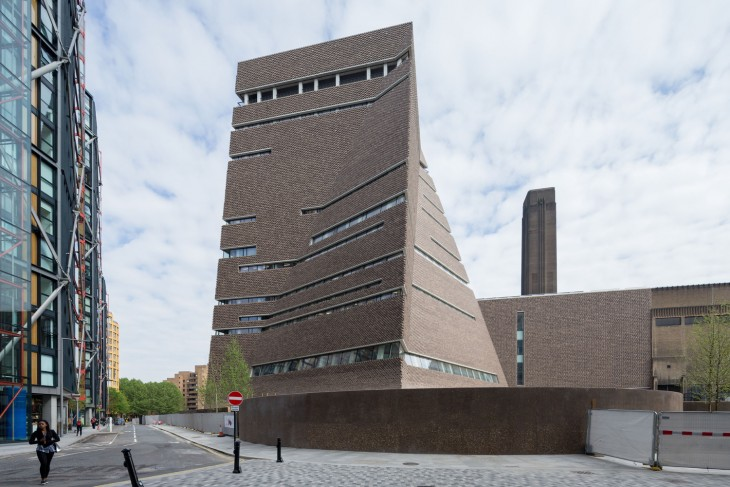 Tate Modern Switch House by Herzog & de Meuron