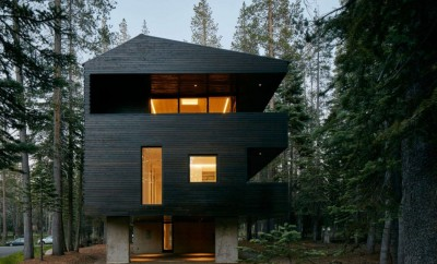 Troll Hus by Mork Ulnes Architects