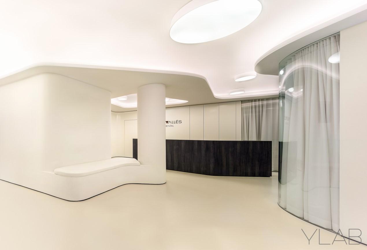 Dental office valles valles by ylab arquitectos - Arquitectos de interiores ...