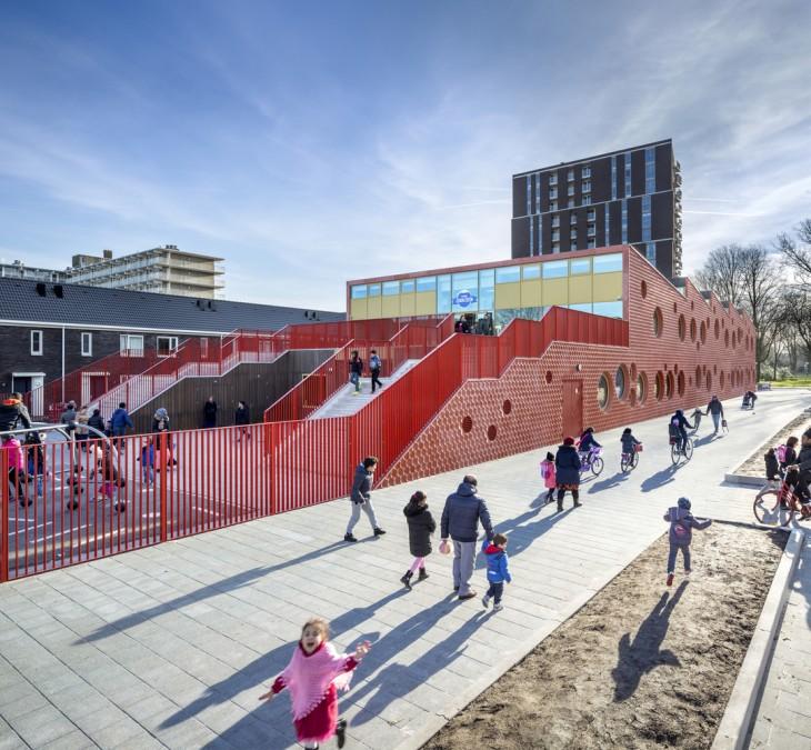 Basisschool De Zeven Zeeën Amsterdam-Noord