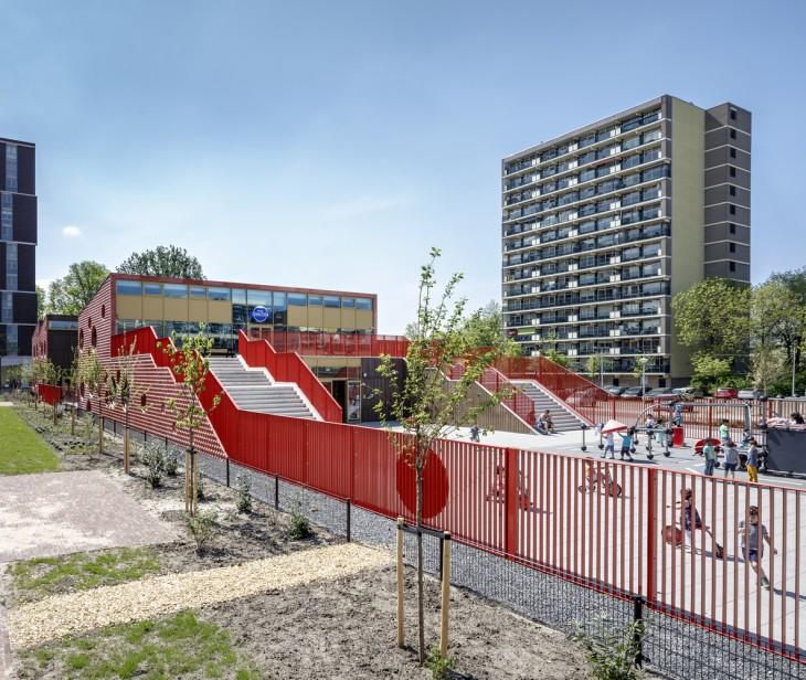 Basischool De Zeven Zeeen, Amsterdam-Noord