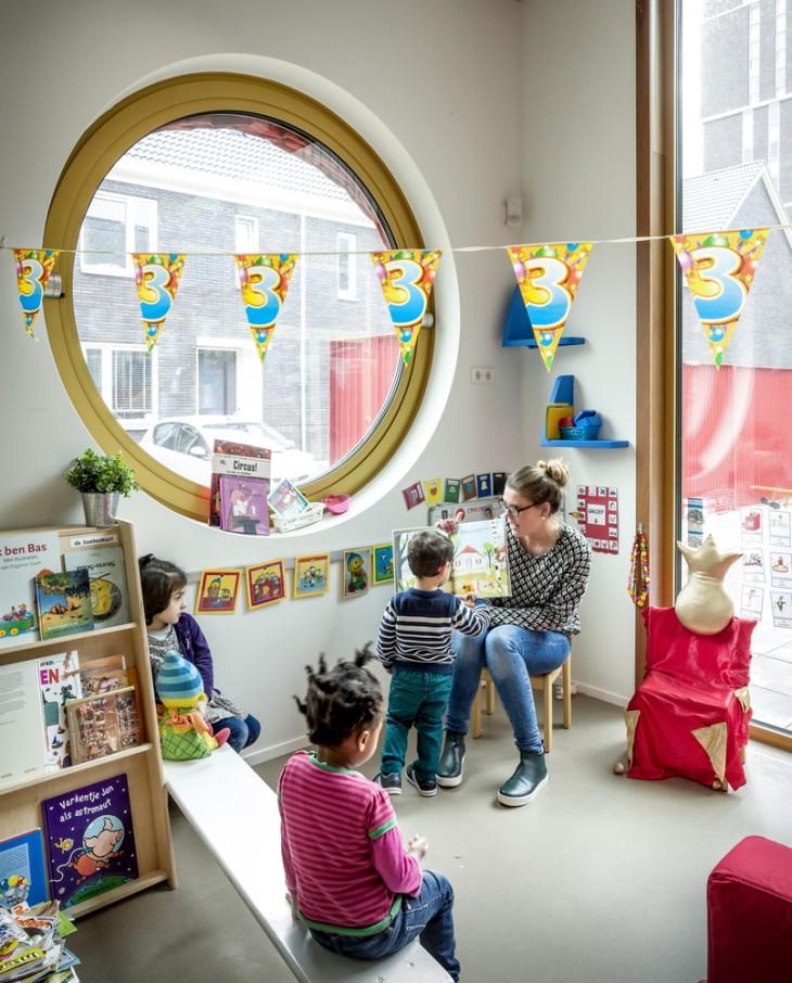 Dalton IKC De Zeven Zeeen, basisschool Amsterdam-Noord