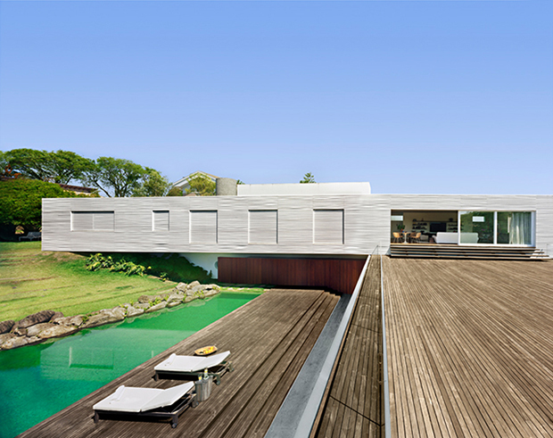Casa Piracicaba By Isay Weinfeld Archiscene Your Daily