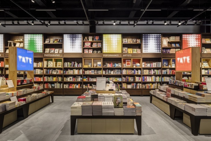 Tate Modern's new shop by UXUS (2)
