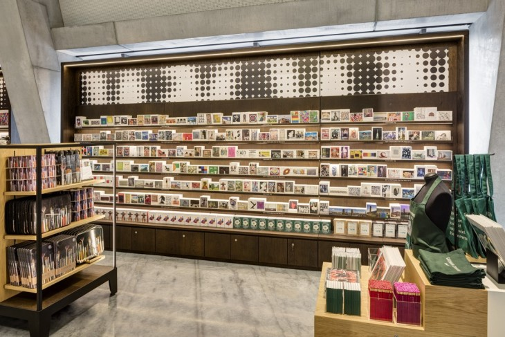 Tate Modern's new shop by UXUS (3)