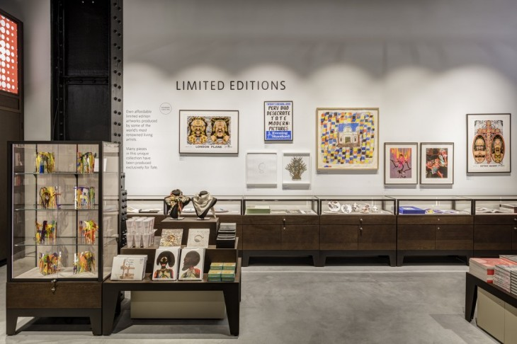 Tate Modern's new shop by UXUS (5)