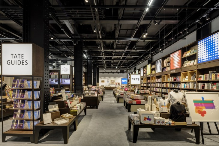 Tate Modern's new shop by UXUS (6)
