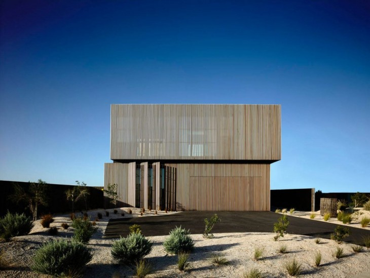 Torquay Residence by Wolveridge Architects