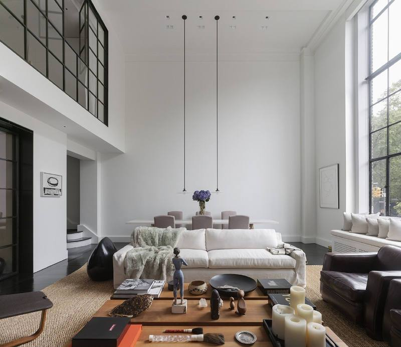 Interiors Bedroom Manhattan Apartment: Upper West Side Apartment By 1100 Architect