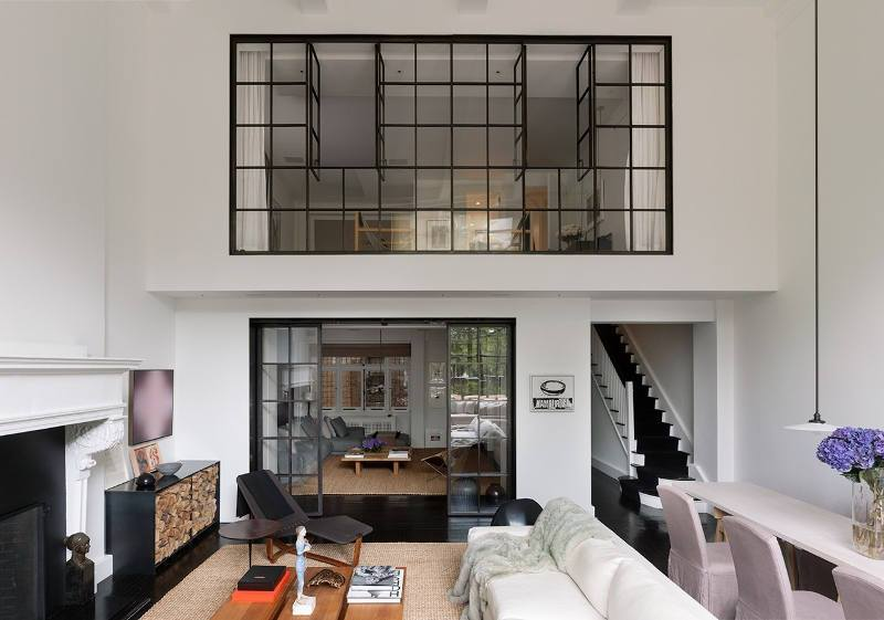 Upper west side apartment by 1100 architect archiscene for Upper west side apartments nyc