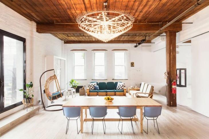 Williamsburg Loft by Ensemble Architecture