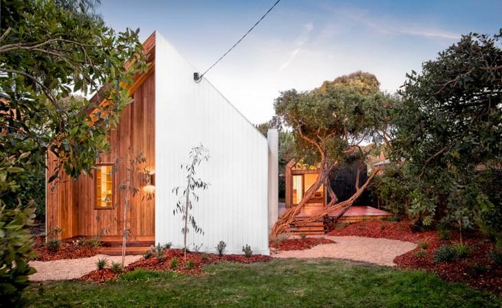 Barwon House by Auhaus Architecture Interiors