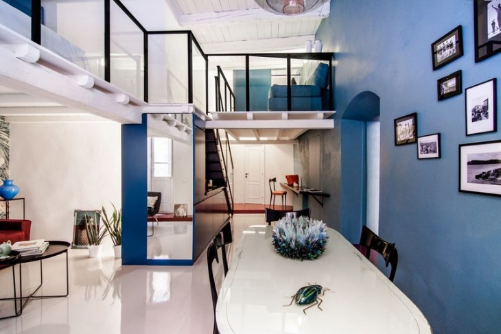 Cobalt Apartment by Mauro and Matteo (14)