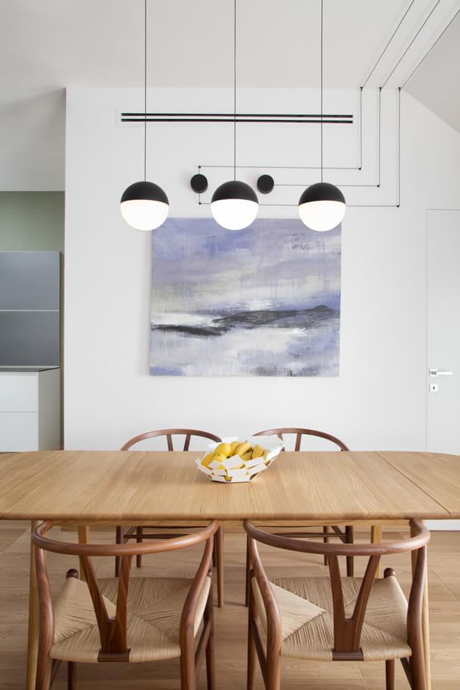 Milan apartment by andrea castrignano archiscene your - Andrea castrignano interior designer ...