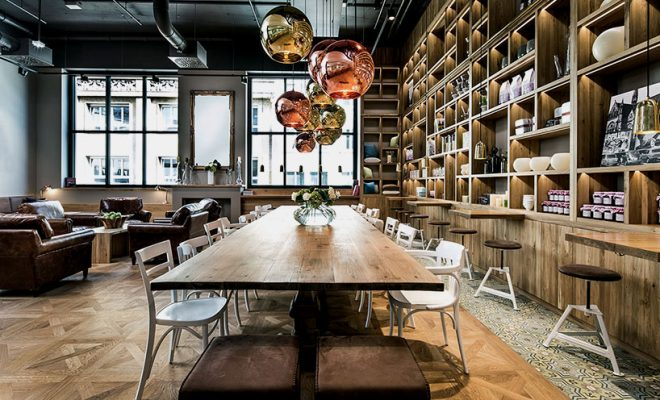 Pano Brot & by Dittel Architekten