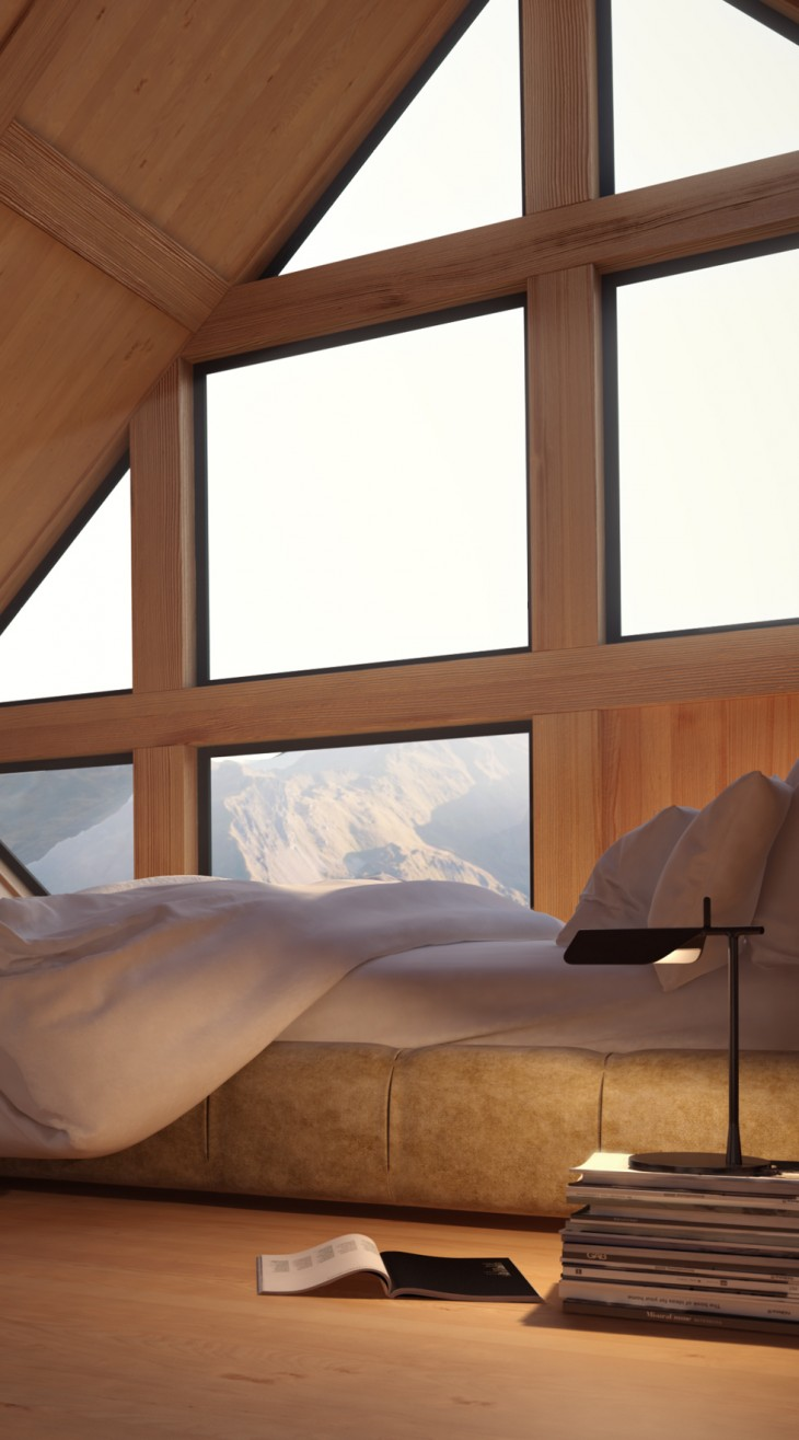 Valley house by plan bureau archiscene your daily for Maxim design hotel 3 star