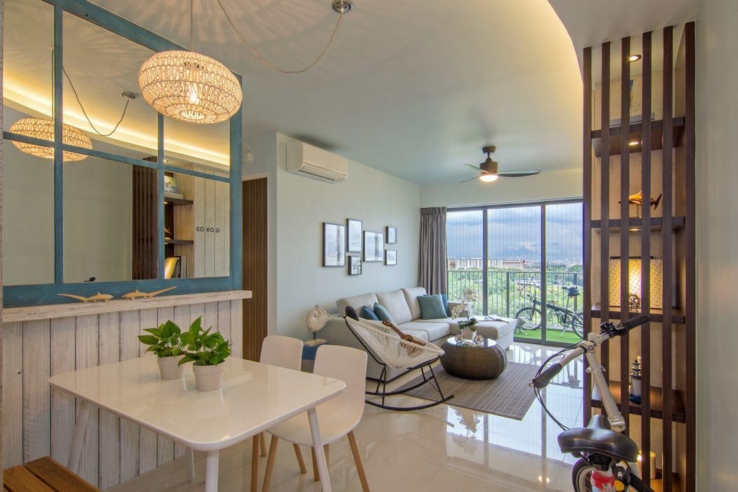Beach House Apartment By Vievva Designers Archiscene Your Daily Architecture Design Update