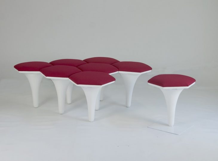 Bee Stool by Stone (4)