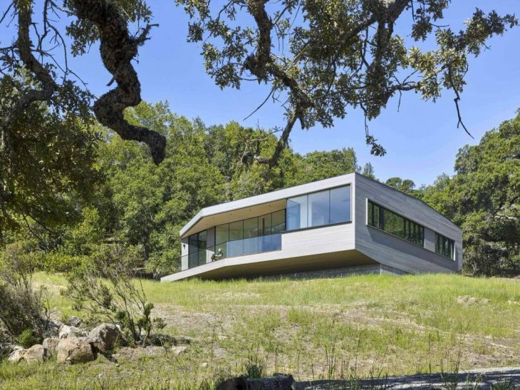 Box on the Rock by Schwartz and Architecture - Archiscene ...