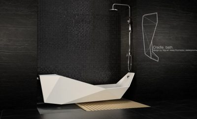 Crade Bath by Atelier Prochazka Design