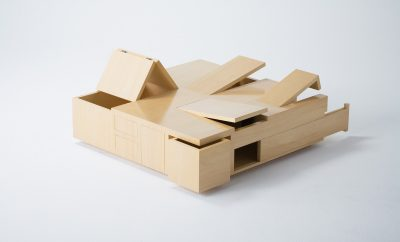 Kai Table by Hirakoso Design