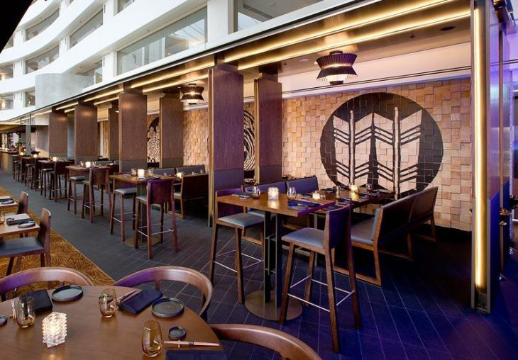 Kiyomi restaurant by luchetti krelle archiscene your