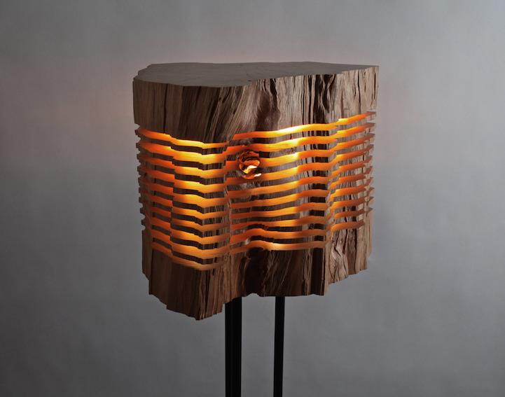 Light Sculptures (4)