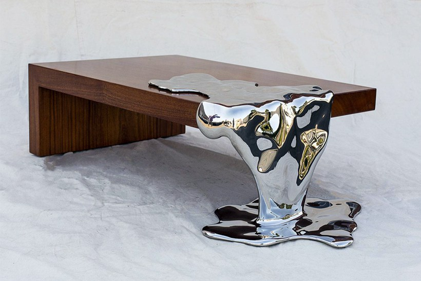 Melting Furniture By Rado Kirov Archiscene Your Daily