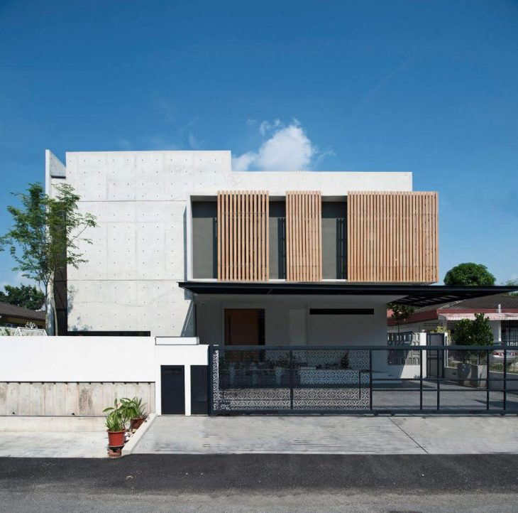SS3 House by Seshan Design