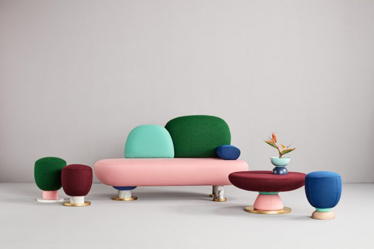 Toadstool Collection by Masquespacio for Missana   (1)
