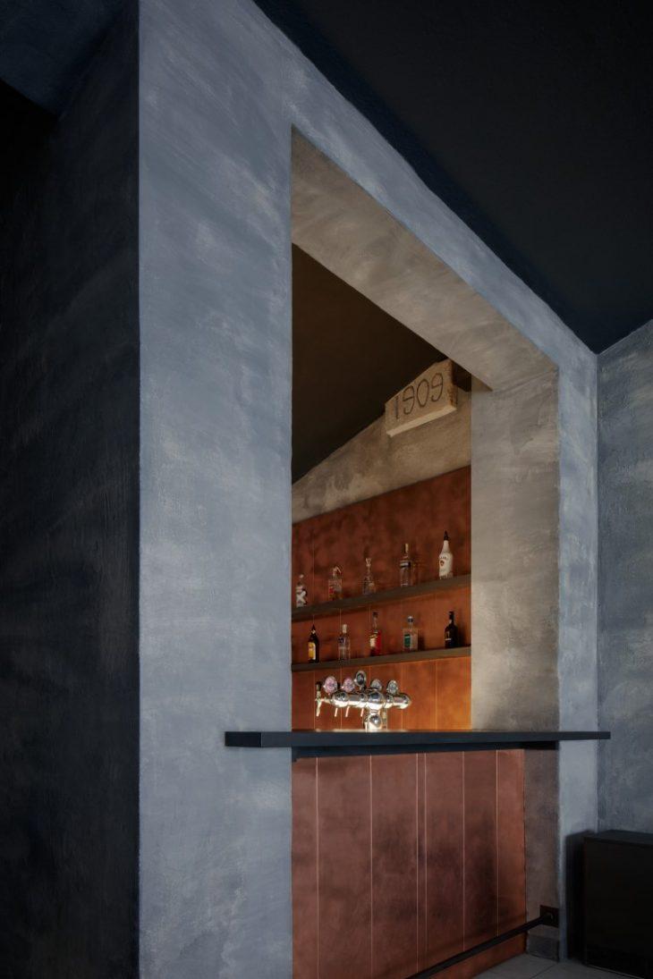 Copper Bar By Zavoral Architekt Archiscene Your Daily