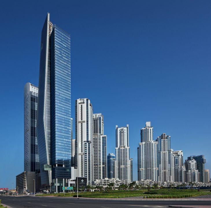 Vision Tower, Dubai, UAE, TVS Design Architects