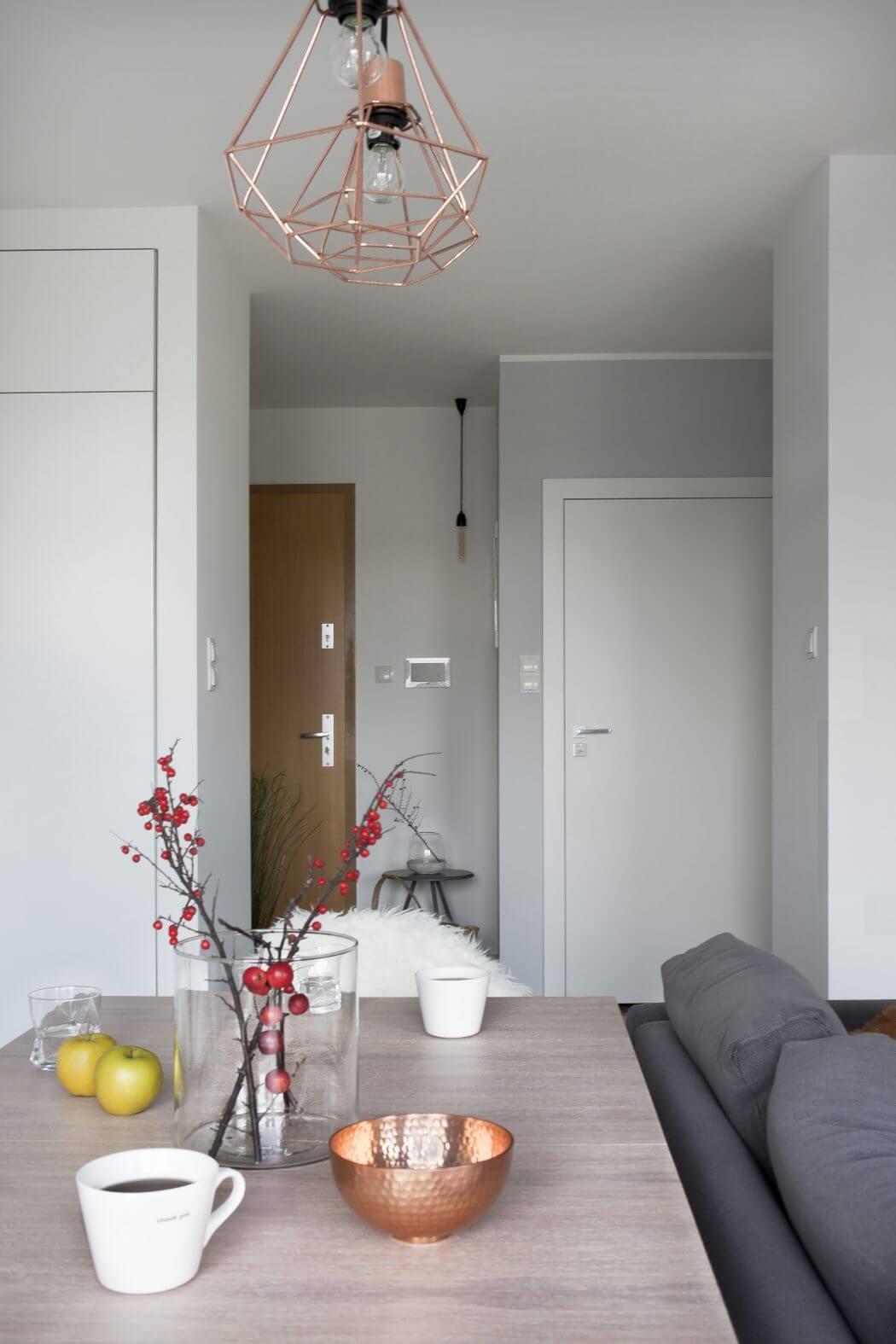 Scandinavian Style Apartment By Agnieszka Karaś