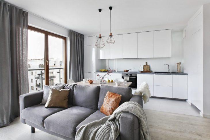 Scandinavian Style Apartment By Agnieszka Karas