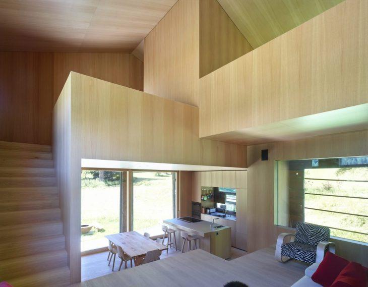 Praz-de-fort Cottage by Savioz Fabrizzi