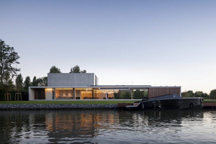 Residence VDB by Govaert & Vanhoutte Architects